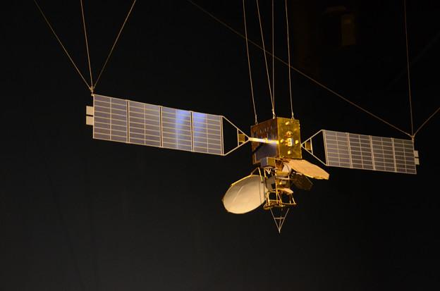 1月30日、多摩六都科学館-技術試験衛星VI型「きく6号」(ETS-VI)?