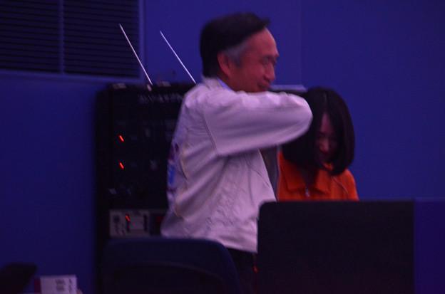 1月30日、多摩六都科学館-サイエンスレクチャー(2)