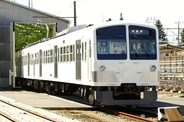 白い101系