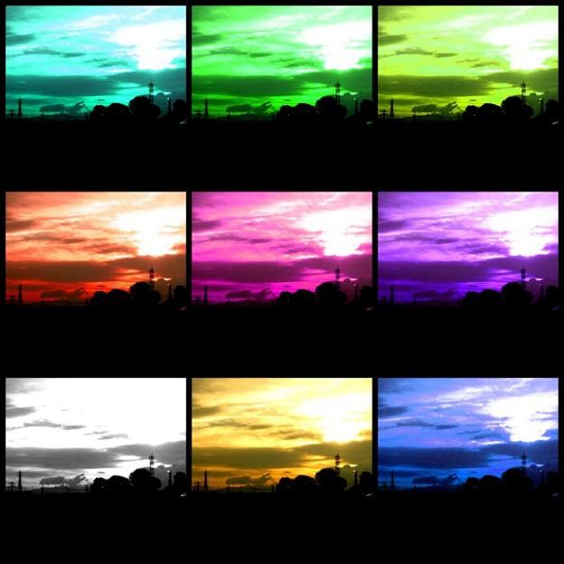 写真: PicMonkey Collage