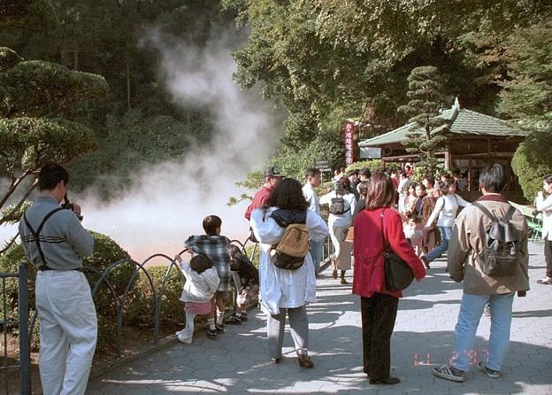 44-大分 別府 別府温泉 血の池地獄-19971101-22