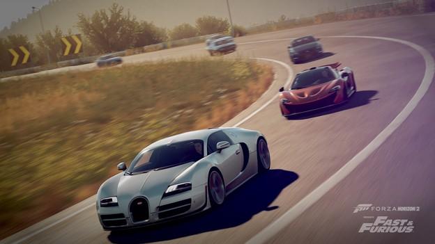 Bugatti Veyron Super Sport Fast & Furious Edition