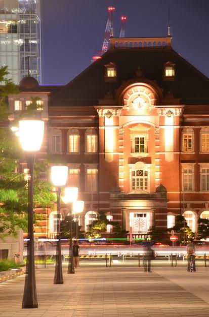 Photos: DSC_5540 行幸通りから見た東京駅丸の内駅舎