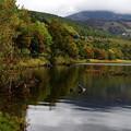 写真: 女神湖