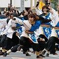 """写真: 早稲田大学 """"踊り侍""""_07 - 第10回 東京よさこい"""