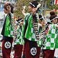 写真: 東京農業大学YOSAKOIソーラン同好会 大黒天_07 - 第10回 東京よさこい