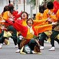 写真: 東京農業大学よさこいソーラン同好会 百笑_08 - 第10回 東京よさこい