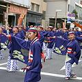 写真: 上總組_07 - よさこい東海道2010