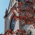 秋の天主堂