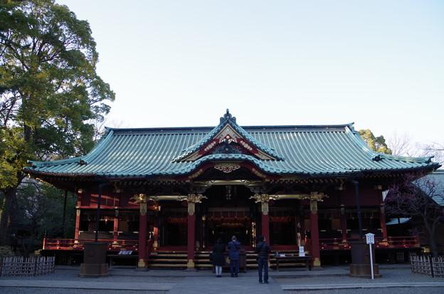 根津神社 (2)