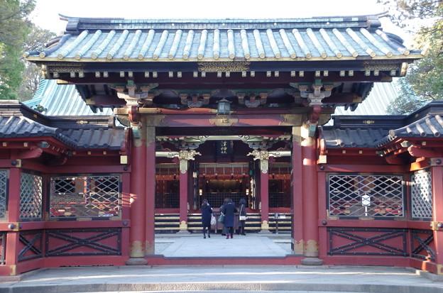 根津神社 (3)