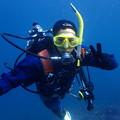 写真: 体験ダイビング!大瀬崎@マリンボウ