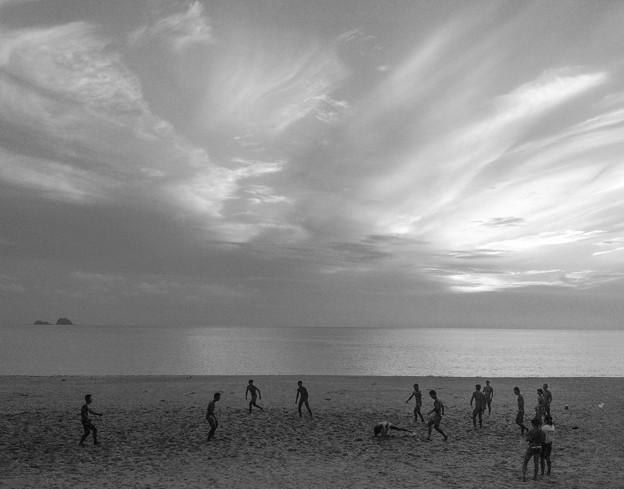 Photos: Kozushima beach