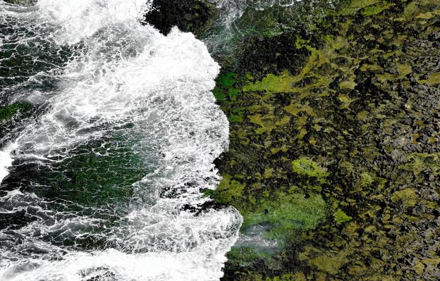 Photos: 海蝕