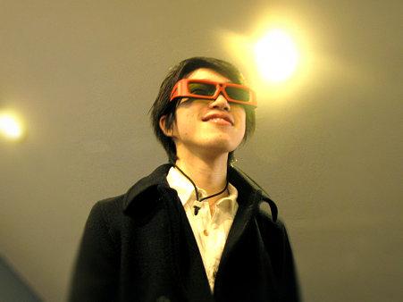 TOHOシネマズの3Dメガネはサイバー