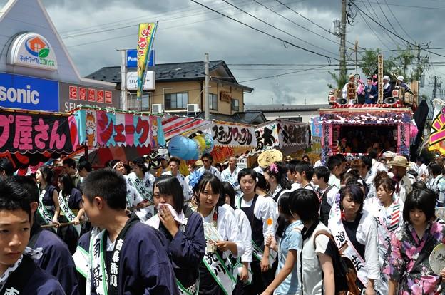 Photos: 土崎港曳山まつり 04