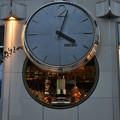 有楽町マリオンの仕掛け時計