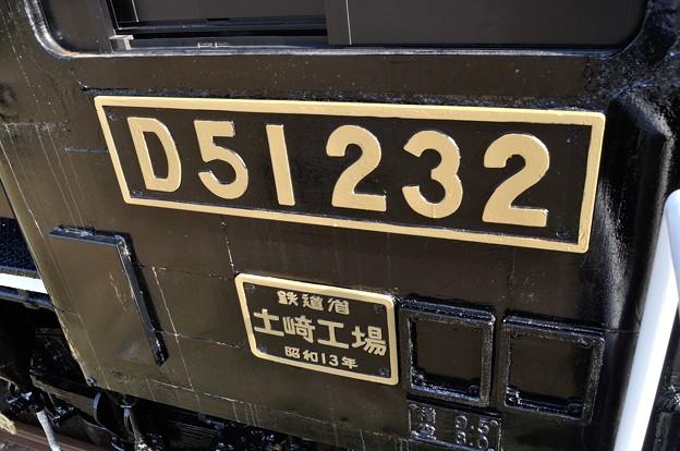 大森山公園のD51 4