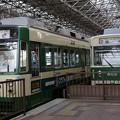 Photos: 広島電鉄 3702と802