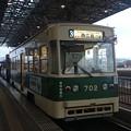 Photos: 広島電鉄 702
