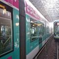 Photos: 広島電鉄 5104と1007
