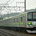 Photos: 205系H1編成快速桜木町行