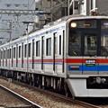 写真: 京成3800形未更新車