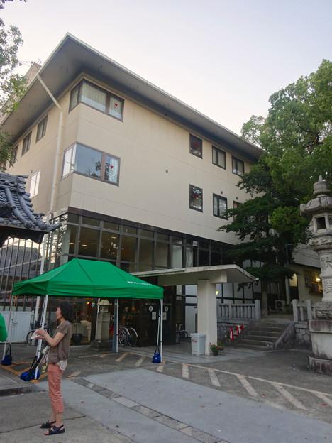 せともの祭 2014:深川神社 - 42(境内にホテル!?)
