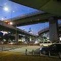 写真: 複雑に交差する名古屋高速 - 3