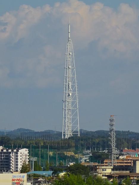 旭城 No - 33:旭城から見た瀬戸デジタルタワー