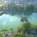 写真: スカイワードあさひ No - 035:展望室からの眺め(長池)