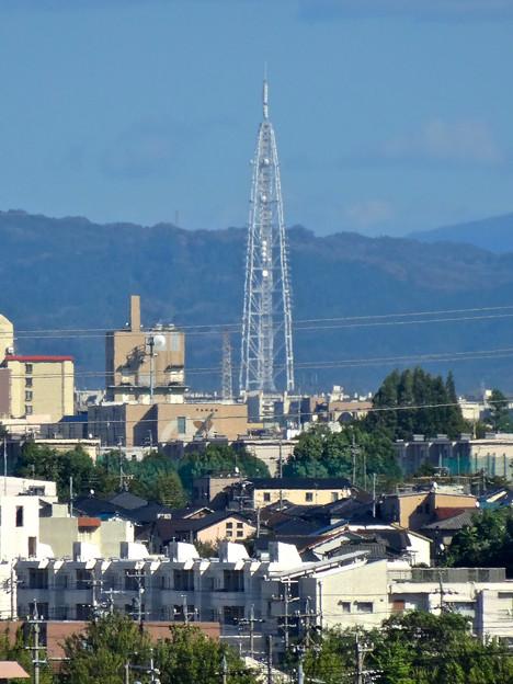 アピタ新守山店 立体駐車場から見える景色 No - 14:瀬戸デジタルタワー