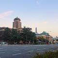 写真: 名古屋市役所、愛知県庁、名古屋テレビ塔