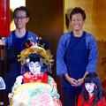 大須大道町人祭 2015 前夜祭 No - 16:「花魁道中」の花魁お披露目