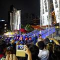 大須大道町人祭 2015 No - 104:夜の花魁道中