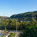 Photos: 愛知環状鉄道:庄内川を渡る鉄橋 - 5