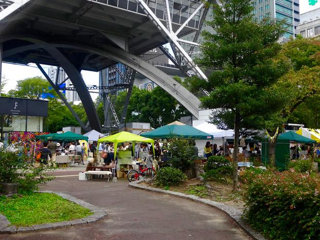 名古屋まつり 2015:ソーシャル・タワー・マーケット No - 1