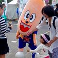 Photos: 名古屋まつり 2015 久屋大通公園 No - 32:鎌倉ハムのゆるキャラ「ウインキー」