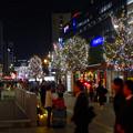 写真: ミッドランドスクエア周辺のクリスマス・イルミネーション 2015 No - 13