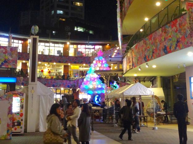 アスナル金山のクリスマスイルミネーション 2015 No - 1