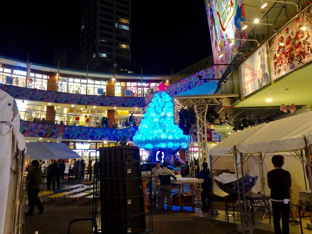 アスナル金山のクリスマスイルミネーション 2015 No - 2