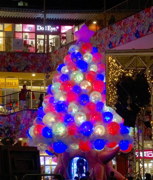 アスナル金山のクリスマスイルミネーション 2015 No - 3