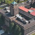 写真: iOS 9マップアプリ:名古屋の「Flyover」- 1(名古屋市役所)