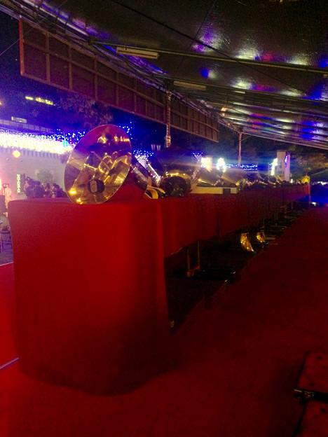 フラリエのクリスマスイルミネーション 2015「La Luce Blu」No - 34