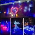 フラリエのクリスマスイルミネーション 2015「La Luce Blu」No - 47