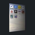 Photos: Opera Mini 12.0:少し新しくなったプライベートタブ切替え画面 - 1