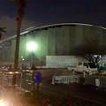 写真: 名古屋港ガーデンふ頭:改修工事中だったポートハウス - 1