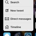 Echofon 9.1:3D Touchをサポート - 1(ホーム画面)