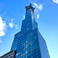 写真: ささしまライブ24:建物はほぼ完成した(?)「中京テレビ社屋」 - 24