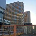 写真: ささしまライブ24:入居間近の賃貸住宅「ロイヤルパークスERささしま」